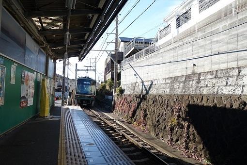 さて、江ノ電はどこへ?
