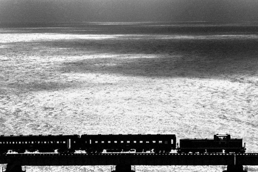 五能線 岩館鉄橋2 1982年11月 16bitAdobeRGB 原版 take1b