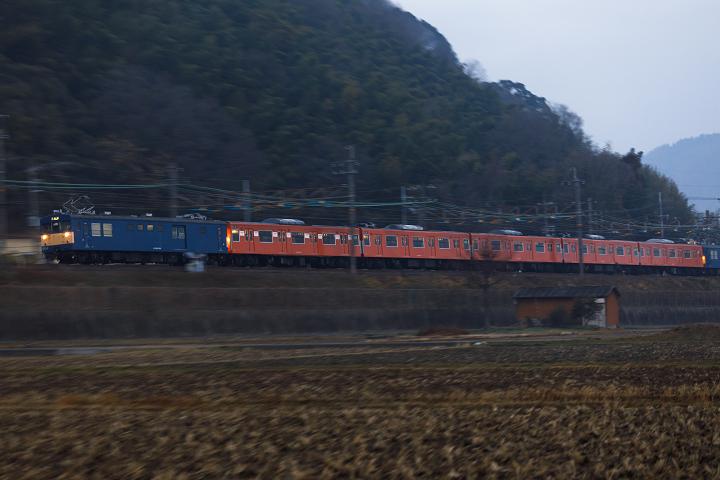 クモヤ145-1017s