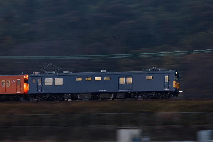 クモヤ145-1018s