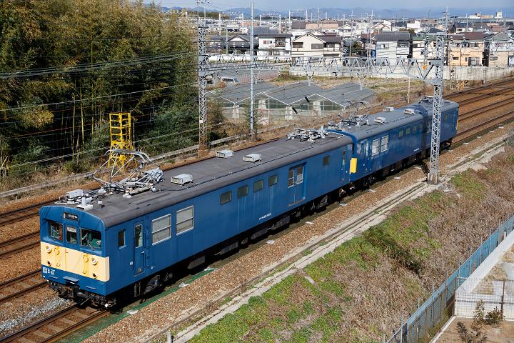 クモヤ145-1021s