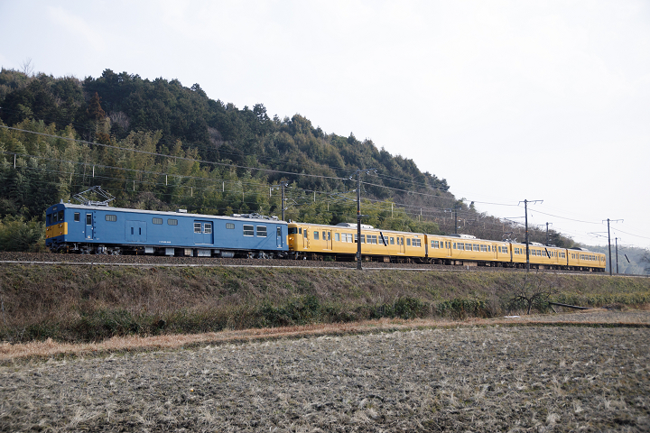 クモヤ145-1089s