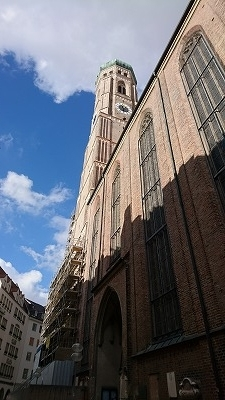 ミュンヘンフラウエン教会1