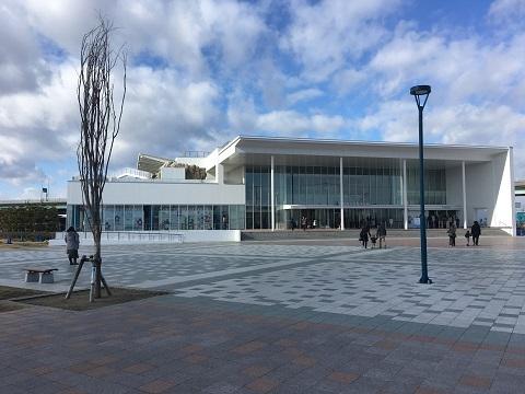 1水族館外観