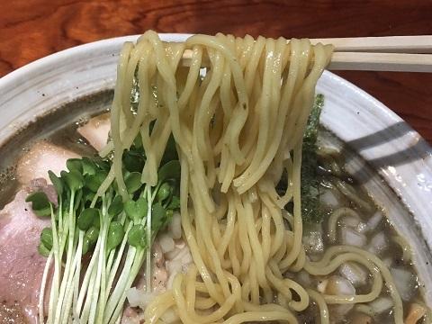 特製あっさり麺