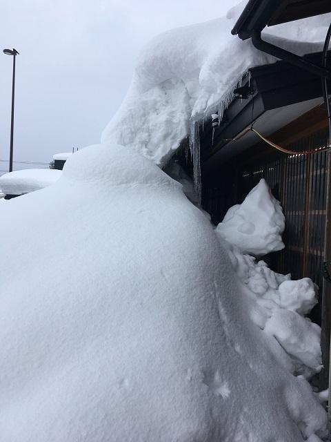 道の駅十文字雪