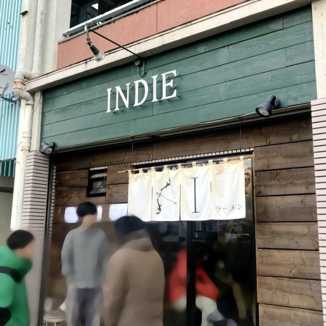 ラーメン Indie (14)