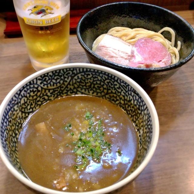 煮干しつけ麺 宮元 (6)