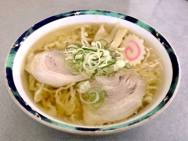 佐野らーめん 麺龍 (8)