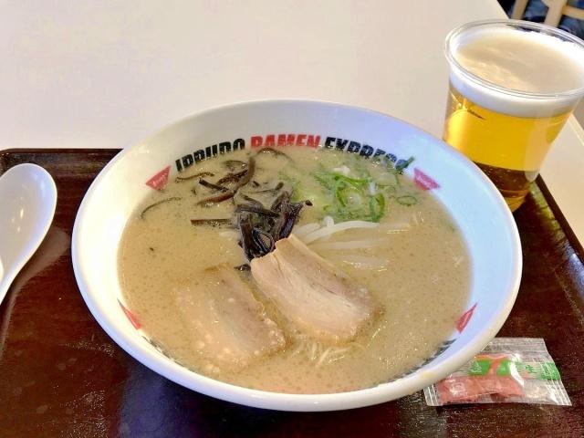 IPPUDO RAMEN EXPRESS佐野プレミアム・アウトレット店 (10)