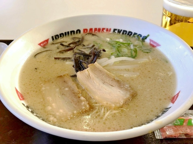 IPPUDO RAMEN EXPRESS佐野プレミアム・アウトレット店 (11)