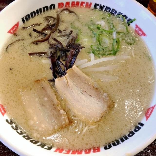 IPPUDO RAMEN EXPRESS佐野プレミアム・アウトレット店 (12)