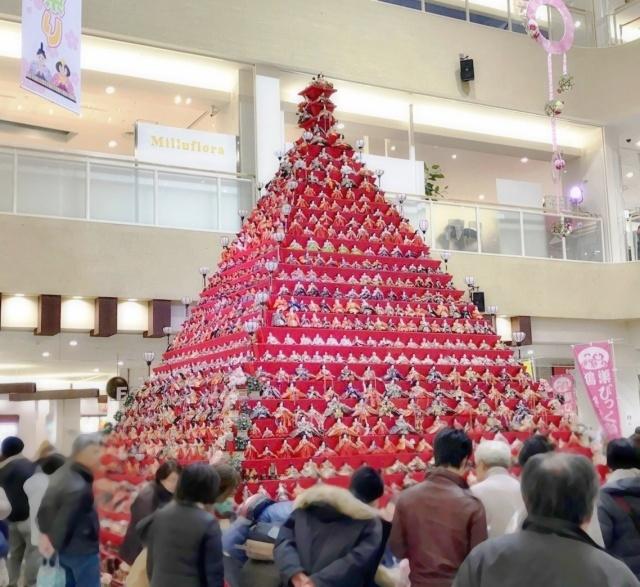 鴻巣びっくりひな祭り2018 (2)