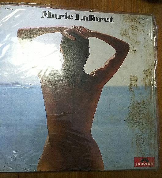 マリィ ラフォレのレコードジャケット