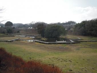 厳島湿生公園180119