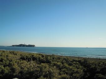 江の島180127