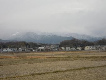 180202の寒い日の山