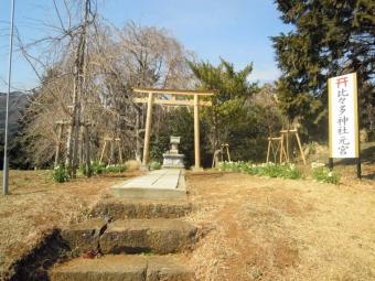 比々多神社本宮180215