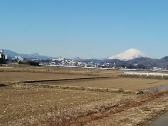 富士山、矢倉岳、金時山180126