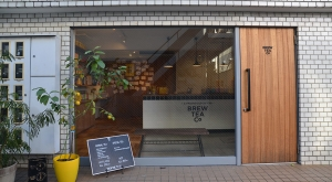 Brew Tea Co. in Japan