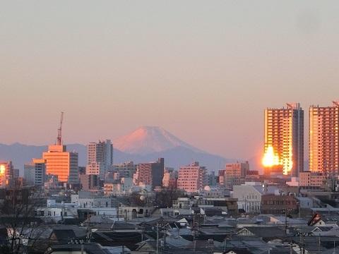 富士山20180101