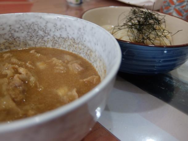 濃厚ごま味噌つけ麺