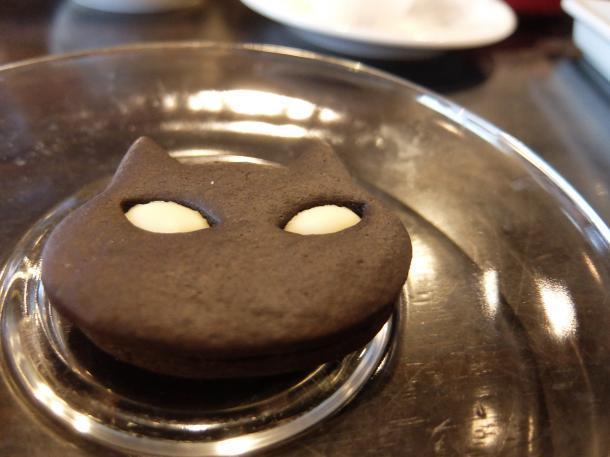 黒猫クッキー
