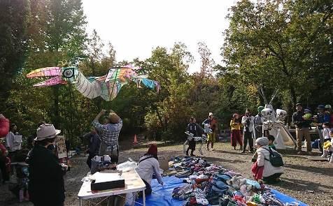 森わら祭り4