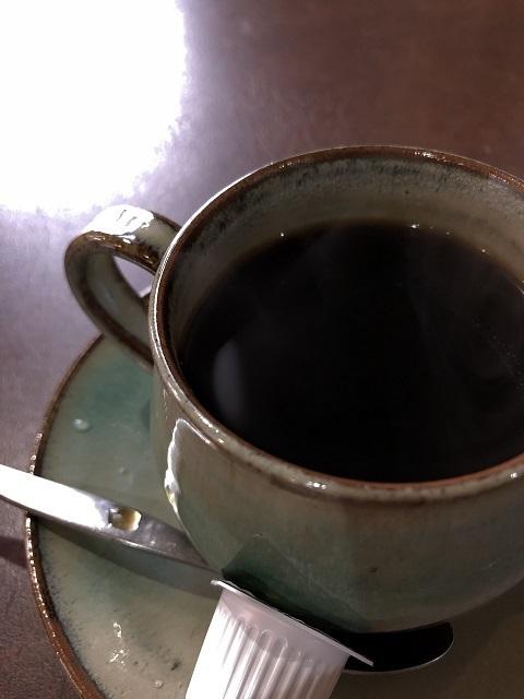 光カフェ コーヒー