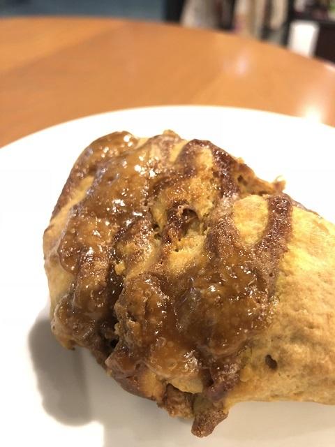 スターバックスコーヒージャパン アメリカンスコーン キャラメルトフィー