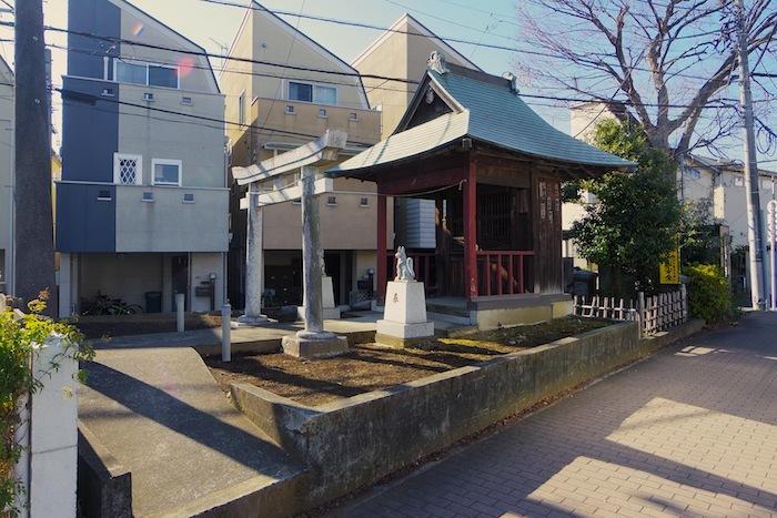 「田中稲荷塚」