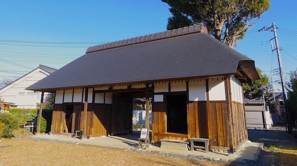 「狛江市 むいから民家園」