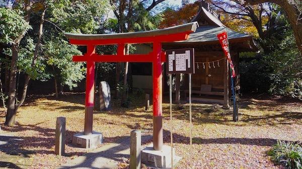 狛江市「諏訪塚」