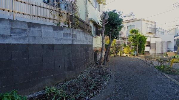 狛江市「大塚(矢崎山)」