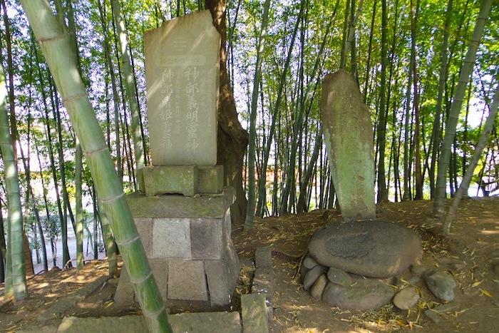 「安楽寺古墳」―群馬県指定史跡―