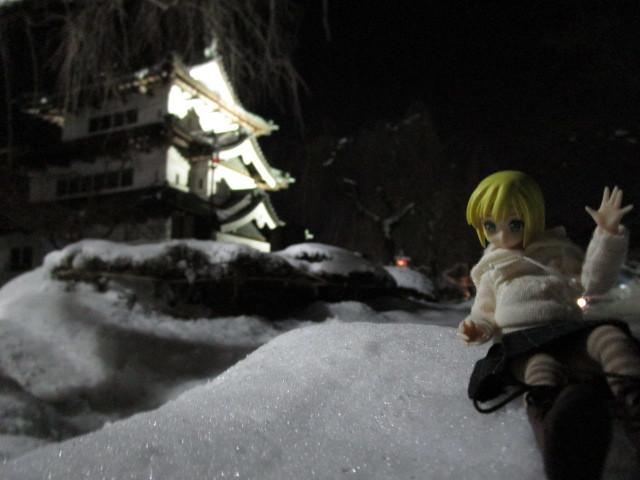 玩具野郎活動日報 2018年2月9日 雪灯篭祭2018 (12)