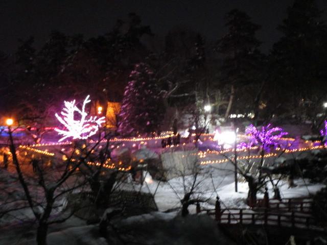 玩具野郎活動日報 2018年2月9日 雪灯篭祭2018 (16)