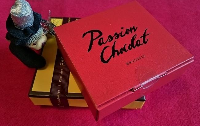 やってきましたチョコレートの季節♪まずは自分へパッション・ショコラ