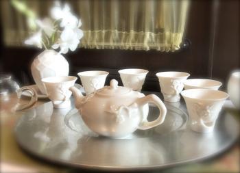 新年を寿ぐ中国茶180120_01