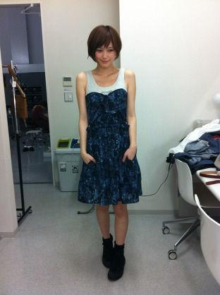 本田翼ちゃん「みてみて!服買ったんだ!(パシャー」