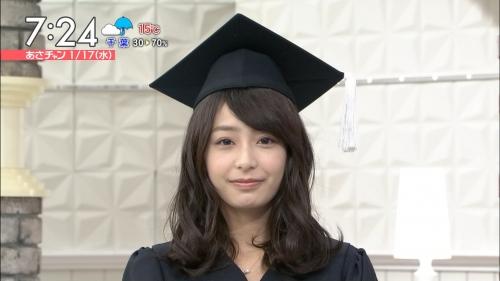 TBS宇垣美里アナ(26)が博士のコスプレ 可愛いと話題に