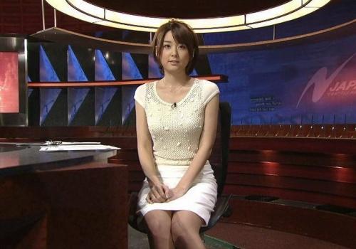竹林でカーセックスを撮られたアナウンサー 秋元優里、エロい