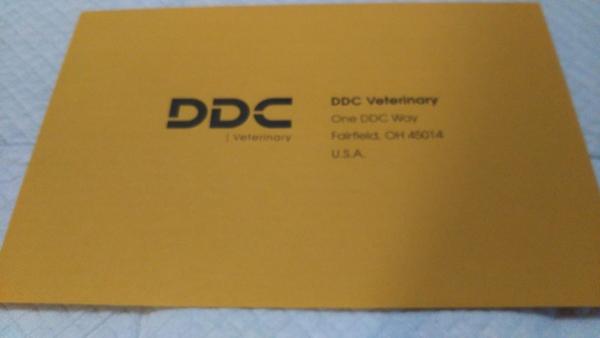 DDC返信用封筒