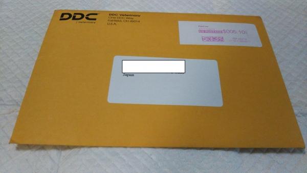 DDC封筒