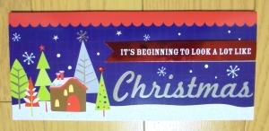 ぐで実家クリスマスカード
