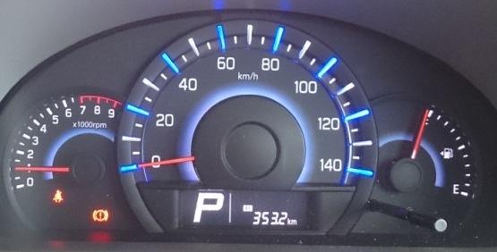 スペーシアの燃費は14