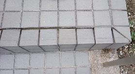 階段タイルの補修08
