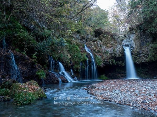 陣馬の滝 E