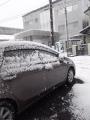 4年ぶりの大雪!(2018年1月22日)