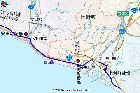 安田川橋12